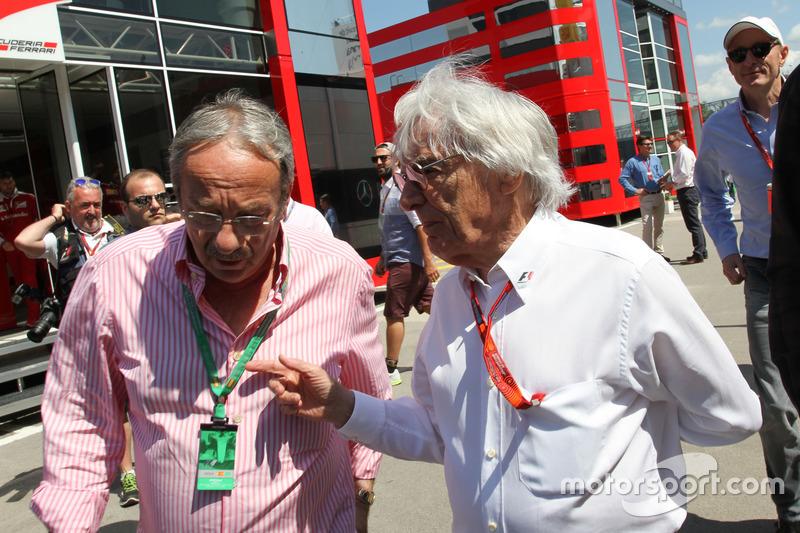 """""""Lo único que tenemos que hacer es ignorar lo que Ferrari ha dicho y dice: 'Tiene una oportunidad que puede dejar la pizarra o la demanda de arbitraje y ver lo que piensan'"""""""