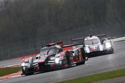 السيارة رقم 8 فريق أودي سبورت جوست آر18 إي-ترون كواترو: لوكاس دي غراسي، لويك دوفال، أوليفر جارفيس
