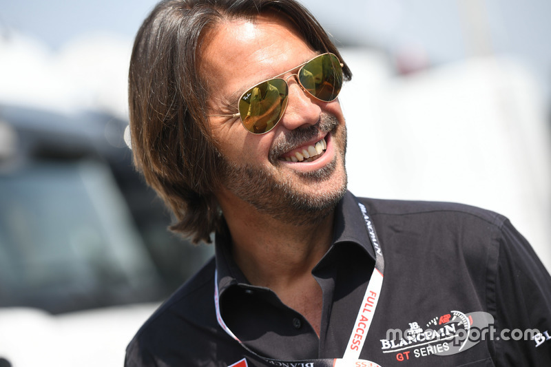 Stephane Ratel, CEO OF SRO Motorsport Group