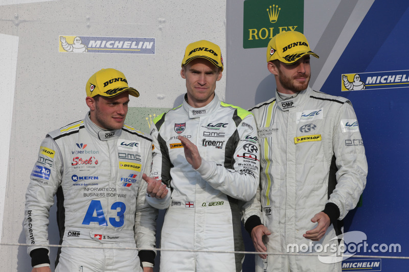 size 40 935f0 f99f3 Simon Trummer, James Rossiter, Oliver Webb, ByKolles Racing ...