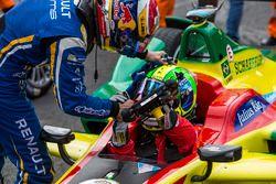 Winner Lucas di Grassi, ABT Schaeffler Audi Sport with third place Sébastien Buemi, Renault e.Dams