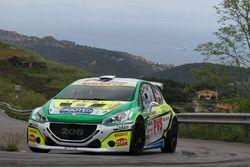 Pedro, Emanuele Baldaccini, Peugeot 208 T16 R5 #11