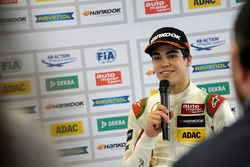 Press conference, Lance Stroll, Prema Powerteam Dallara F312 – Mercedes-Benz