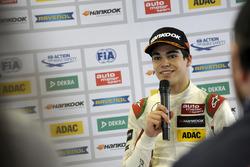 Conférence de presse, Lance Stroll, Prema Powerteam Dallara F312 – Mercedes-Benz