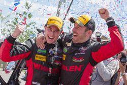 Sieger #31 Action Express Racing, Corvette DP: Eric Curran, Dane Cameron