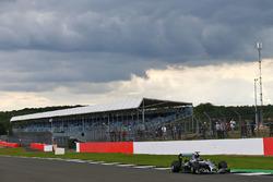 Pascal Wehrlein, pilote d'essais Mercedes AMG F1 W05 Hybrid
