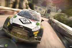WRC 6, Screenshot