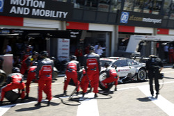 Pit stop Nico Müller, Audi Sport Team Abt Sportsline, Audi RS 5 DTM