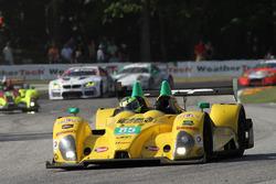 #85 JDC/Miller Motorsports ORECA FLM09: Mikhail Goikhberg, Stephen Simpson