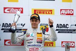 Podium: 3. Felipe Drugovich, Neuhauser Racing