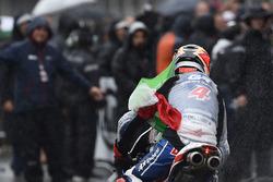 Third place Fabio Di Giannantonio, Gresini Racing Moto3