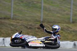 Jules Danilo, Ongetta-Rivacold crash