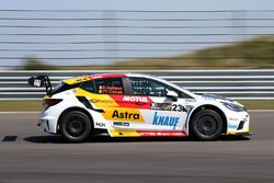 Frederic Caprasse/Pierre-Yves Corthals, DG Sport Competition Opel, Astra TCR