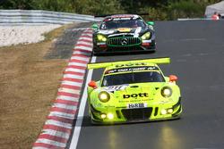 #911 Manthey Racing, Porsche GT3R: Jörg Bergemeister, Patrck Pilet