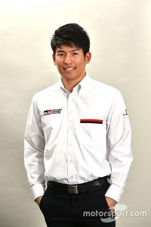 Yuichi Nakayama, Apr, GT300