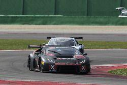 Laurent Jenny (CHE), Cedric Leimer (CHE), Lamborghini Huracan GT3, X-Bionic Racing Team
