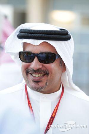 Кронпринц Шейх Салман бин Иса Хамад аль-Халифа