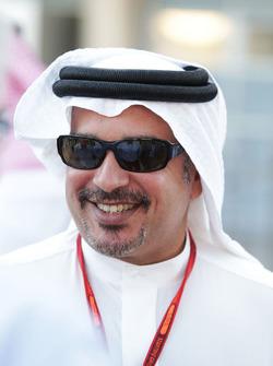 Le Prince Shaikh Salman bin Isa Hamad Al Khalifa