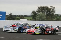 Guillermo Ortelli, JP Racing Chevrolet, Martin Ponte, Nero53 Racing Dodge