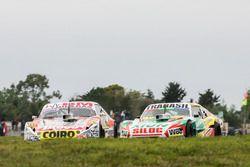 Sergio Alaux, Coiro Dole Racing Chevrolet, Mariano Altuna, Altuna Competicion Chevrolet