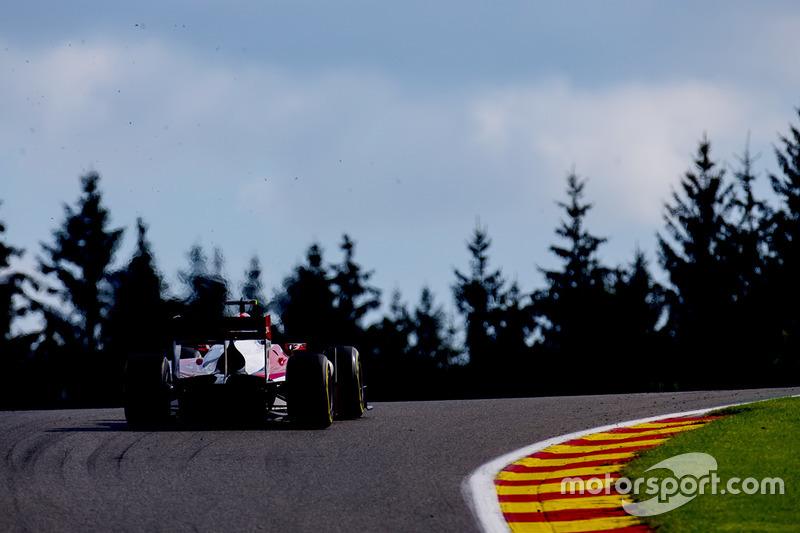 Sergey Sirotkin ART Grand Prix