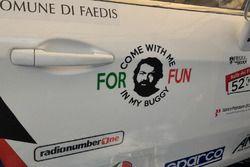 Peugeot Italia rende omaggio a Bud Spencer