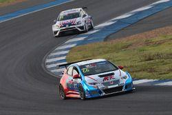 Nattachak Hanjitkasen,TBN MK ihere Racing Team, Honda Civic