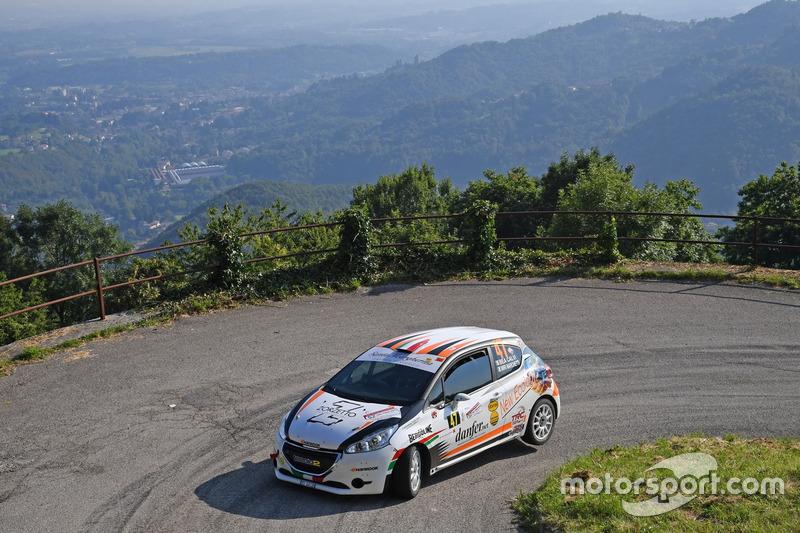 Beatrice Calvi, Miriam Marchetti, Peugeot 208 R2B