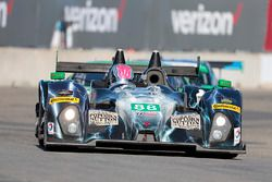 #88 Starworks Motorsport ORECA FLM09: Mark Kvamme, Ashley Freiberg
