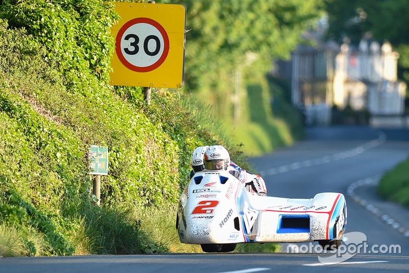 Ben Birchall, Tom Birchall, LCR, IEG racing, Sidecars, SC