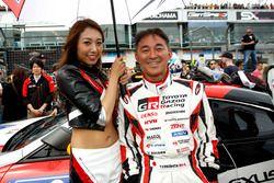 #188 Toyota Gazoo Racing, Lexus RC: Takayuki Kinoshita