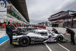 #30 Extreme Speed Motorsports Ligier JS P2 - Nissan