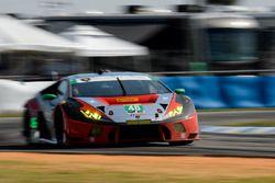 #48 Paul Miller Racing Lamborghini Huracan GT3: Bryce Miller, Madison Snow, Bryan Sellers