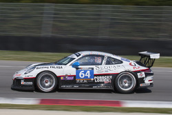 #64 Porsche Lorient Racing Porsche 991 Cup: Pascal Gibon, Christophe Bourret, Philippe Polette, Fréd