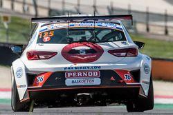 #125 NKPP Racing Seat Leon Cup Racer: Harry Hilders, Gijs Bessem