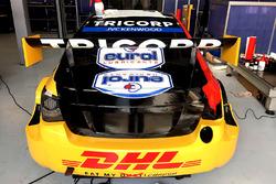 Stickering della Chevrolet Cruze di Tom Coronel, ROAL Motorsport