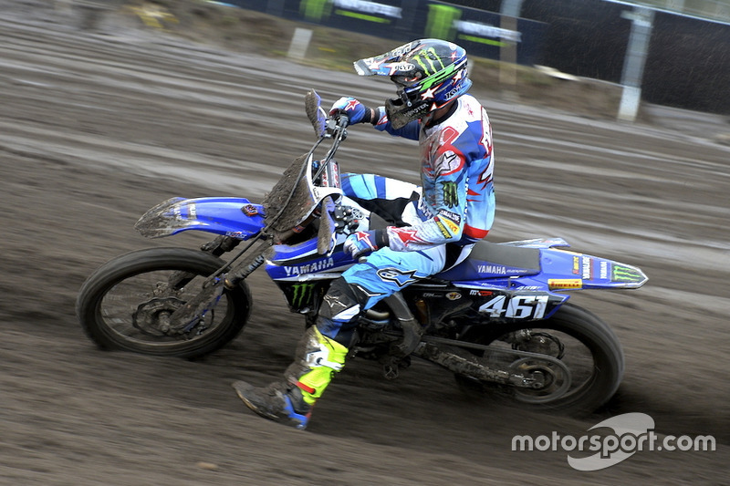 Romain Febvre, Monster Energy Yamaha Factory