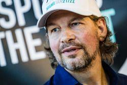 Presidente de la Race of Champions Fredrik Johnsson