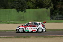 Alberto Sabbatini e Francesco Neri, 2T Course&Reglage, Citroen C3 Maxi-TCT