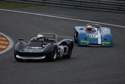 #65 McLaren M1B (1966): Laurie Bennett