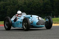 #26 Talbot Lago 2 (1948): Luc Brandts