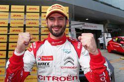 Pole, José María López, Citroën World Touring Car Team, Citroën C-Elysée WTCC