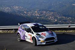Alessandro Re, Giacomo Ciucci, Ford Fiesta R R5 #8