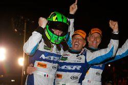 Race winners #60 Michael Shank Racing with Curb/Agajanian Ligier JS P2 Honda: John Pew, Oswaldo Negr