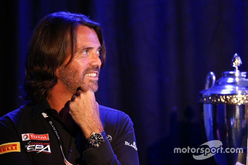 Stephane Ratel, CEO e fondatore SRO Motorsport Group