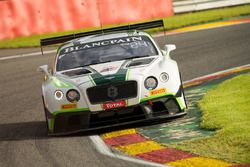 #8 Bentley Team M-Sport, Bentley Continental GT3: Andy Soucek, Wolfgang Reip, Maxime Soulet