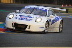 #88 Mentos Racing Porsche 911 GT3 R: Egidio Perfetti, Klaus Bachler