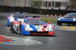 #61 Graff,Ligier JPS3 - Nissan: James Winslow, Dean Koutsoumidis