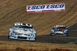 Laureano Campanera, Donto Racing Chevrolet, Esteban Gini, Nero53 Racing Torino