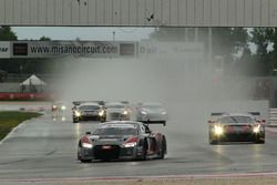 Partenza GT3 Gara 2